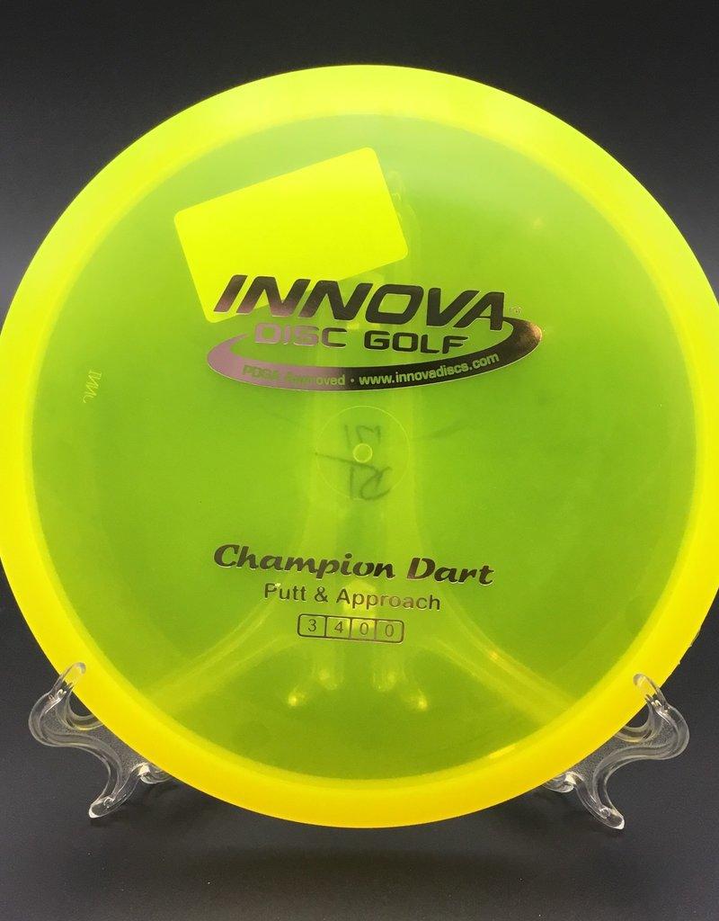 Innova Innova Dart Champion Yellow 171g 3/4/0/0
