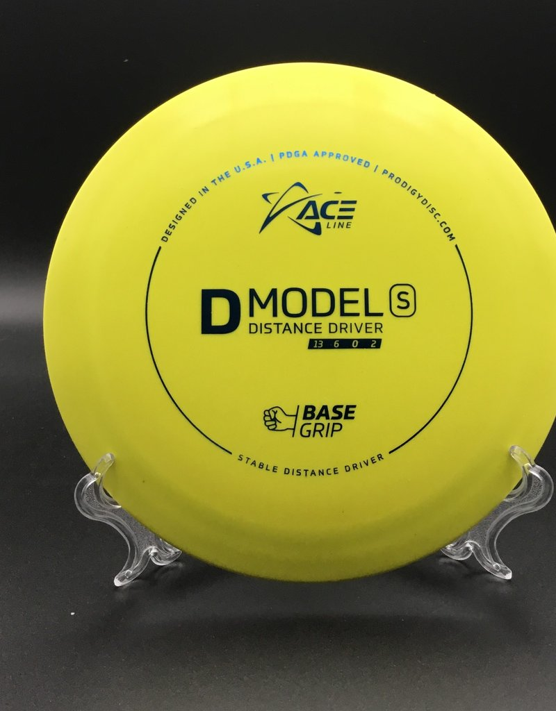 Prodigy Prodigy D Model S Base Grip Yellow 170g 13/6/0/2