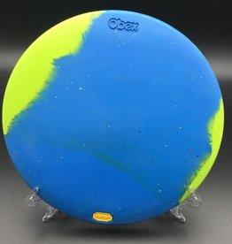 Vibram Vibram Obex Firm Blue/Green 171g 5/4/0/3