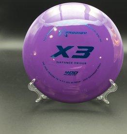 Prodigy Prodigy X3 400 Purple 172g 12/5/-1/2