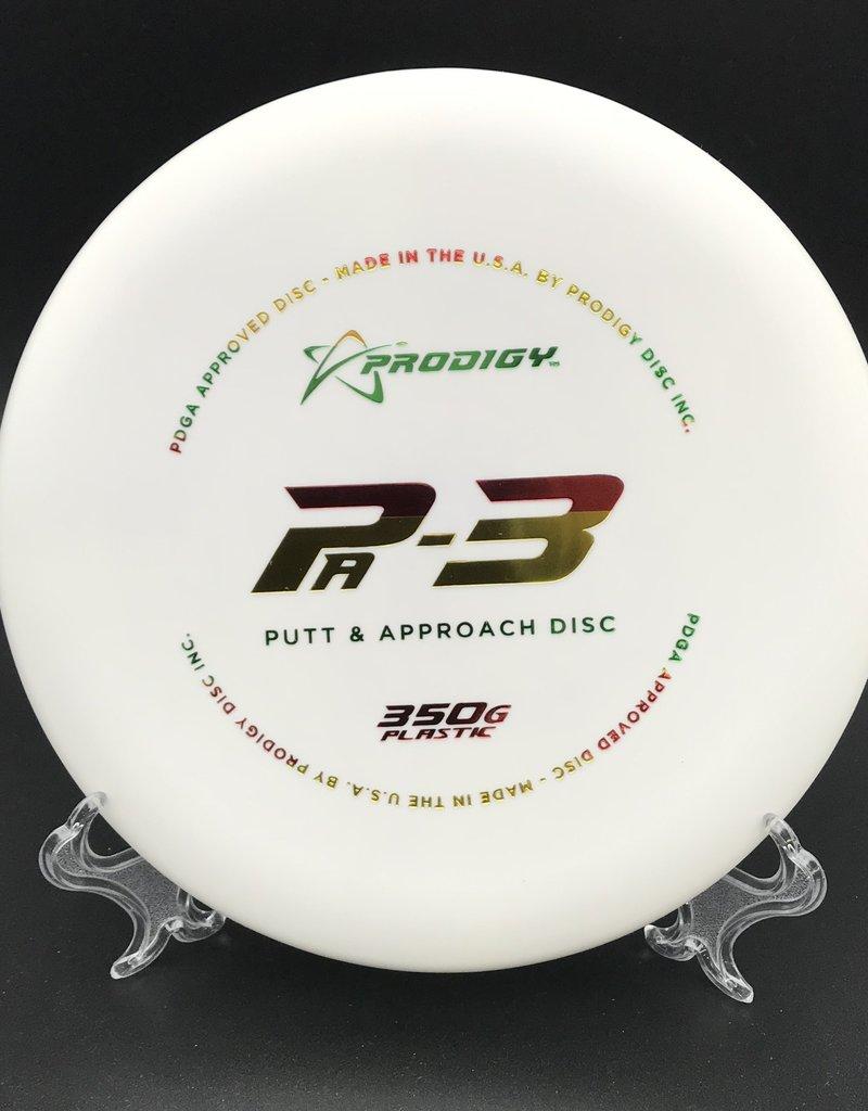 Prodigy Prodigy PA-3 350G White 174g 3/4/0/1
