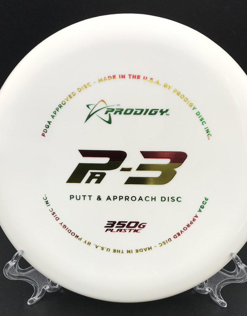 Prodigy Prodigy PA-3 350G White 175g 3/4/0/1