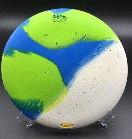 Vibram Vibram Sole Medium Blue/Green/White 163g 2/3/0/2