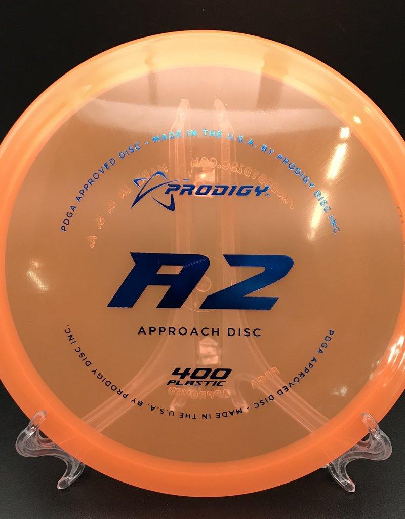 Prodigy Prodigy A2 400 Transparent Orange 171g 4/4/0/3