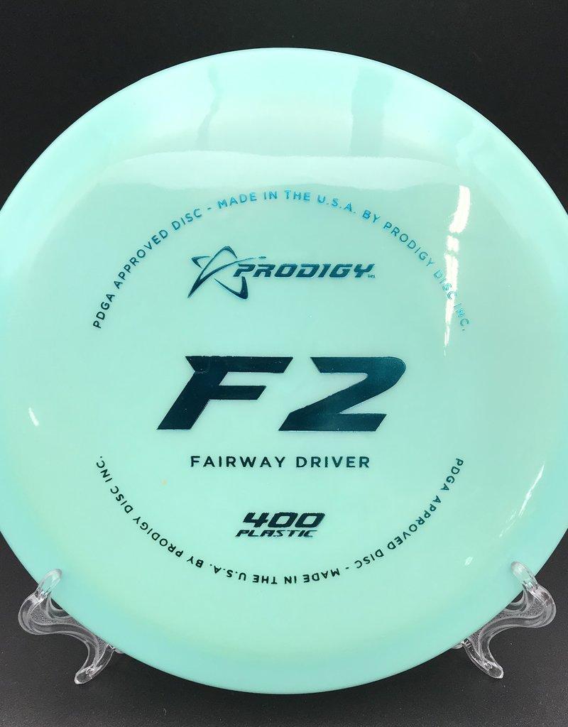 Prodigy Prodigy F2 400 Teal 173g 7/5/-1/3