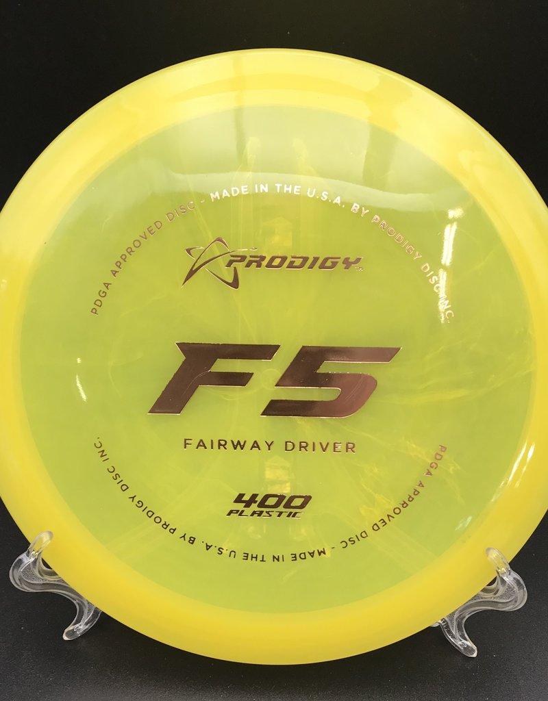 Prodigy Prodigy F5 400 Transparent Yellow 173g 7/5/-2/1