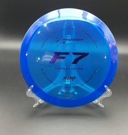 Prodigy Prodigy F7 400 Transparent Blue 174g 7/5/-3/1