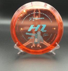 Prodigy Prodigy Cameron Colglazier Signature H1 V2 Transparent Red 173g 11/4/0/3