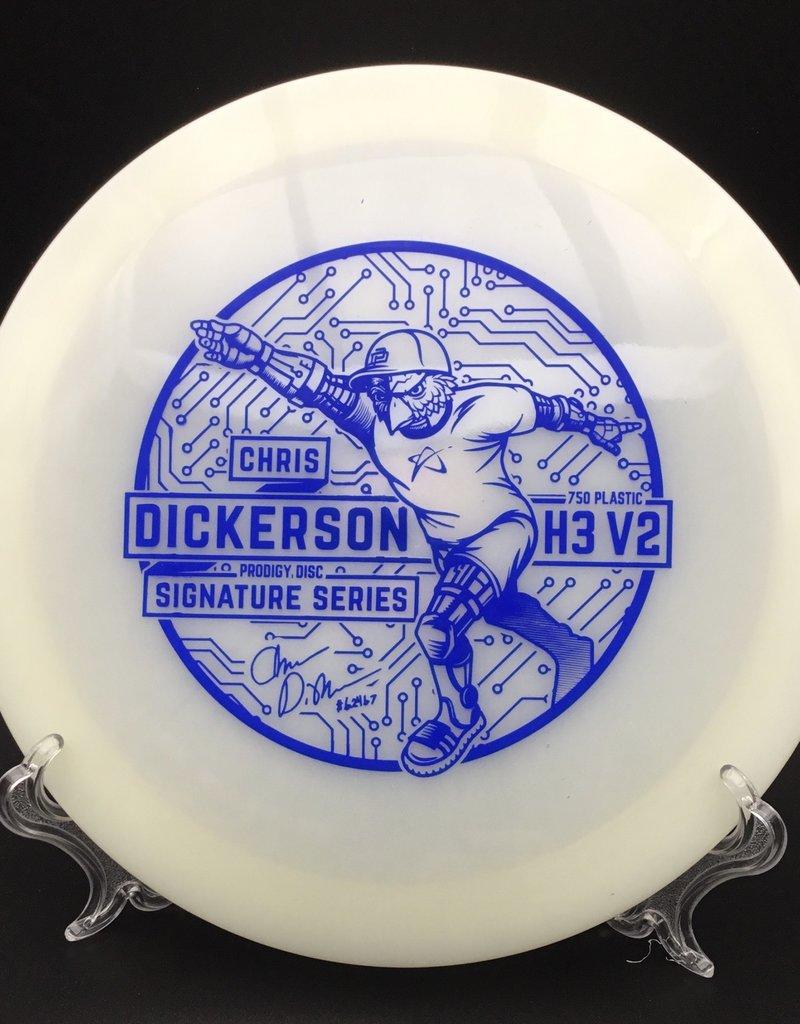 Prodigy Prodigy Chris Dickerson Signature H3 V2 750 Glow 172g 11/5/-1/2