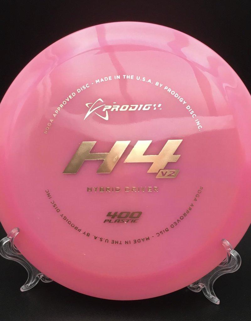 Prodigy Prodigy H4 V2 400 Pink 171g 12/5/-2/1.5
