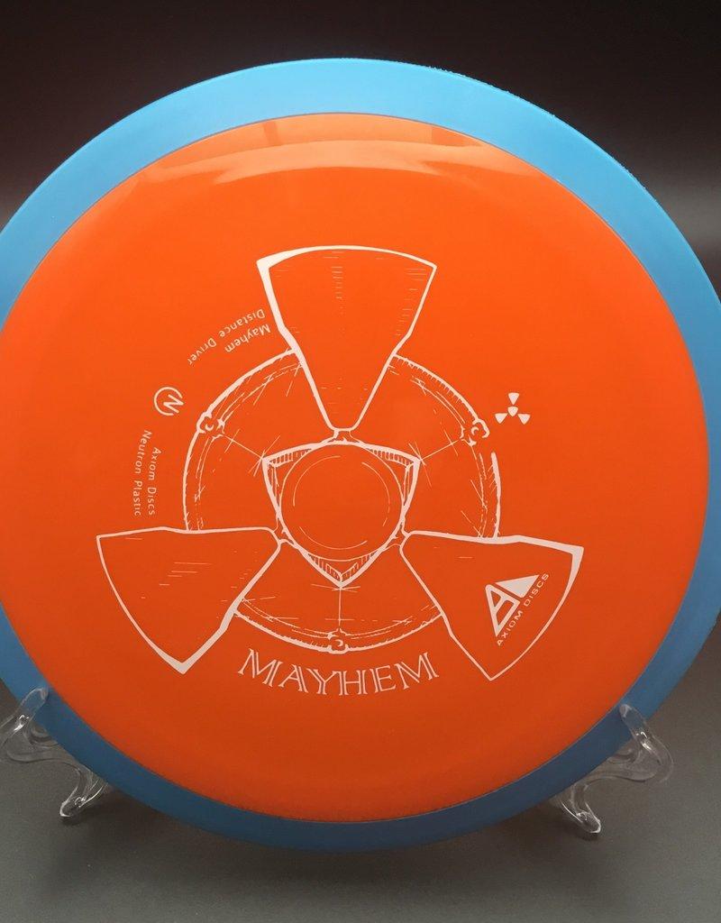 Axiom Axiom Meyhem Neutron Orange 174g 13/5/-1.5/2
