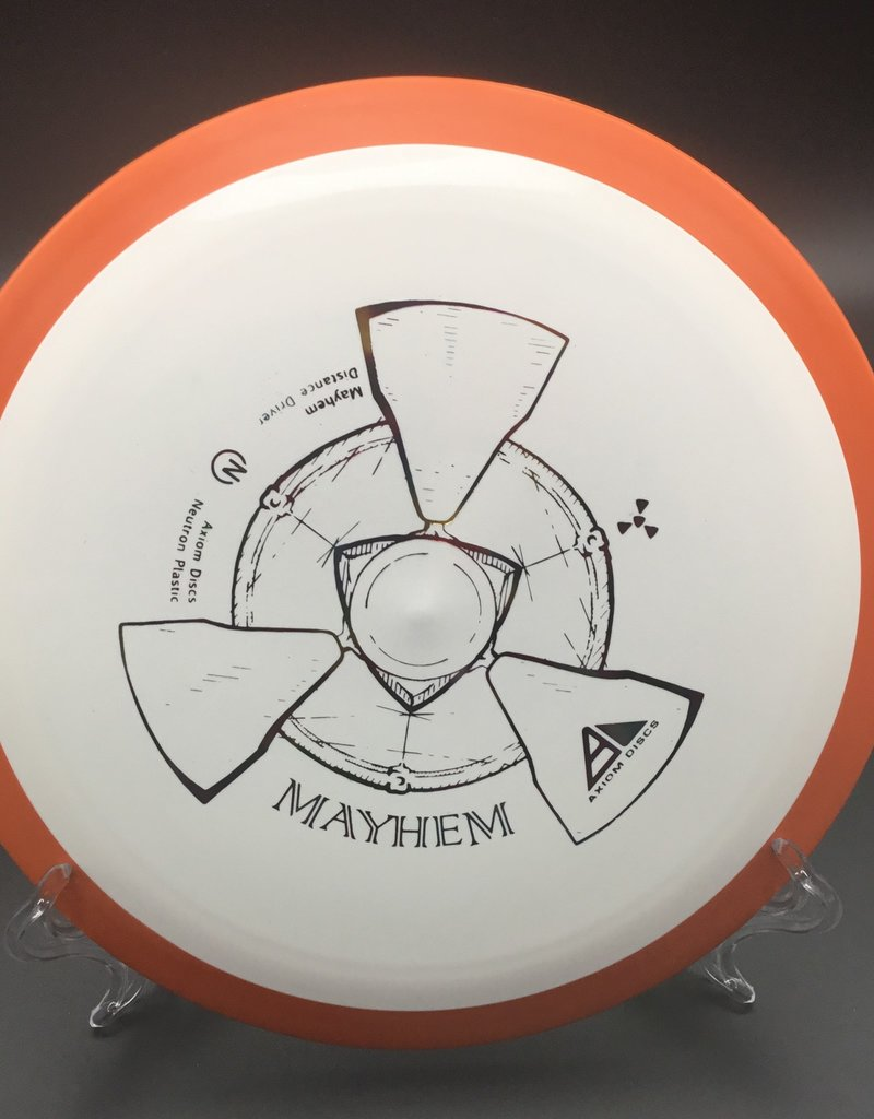 Axiom Axiom Meyhem Neutron White 172g 13/5/-1.5/2