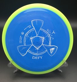 Axiom Axiom Defy Neutron Blue 157g 11/5/-1/3