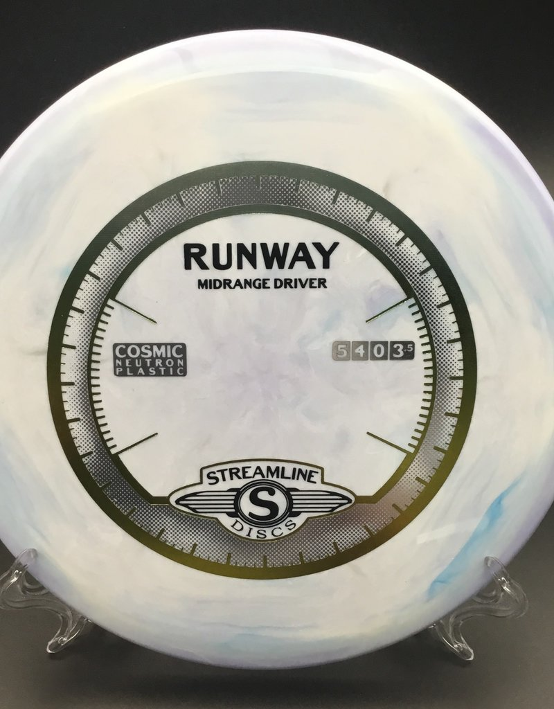 Streamline Discs Streamline Runway Cosmic Neutron Purple 174g 5/4/0/3.5