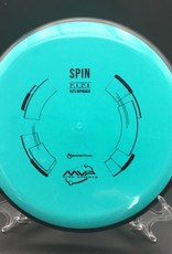 MVP Disc Sports MVP Spin Neutron Turquoise 154g 2.5/4/-2/0