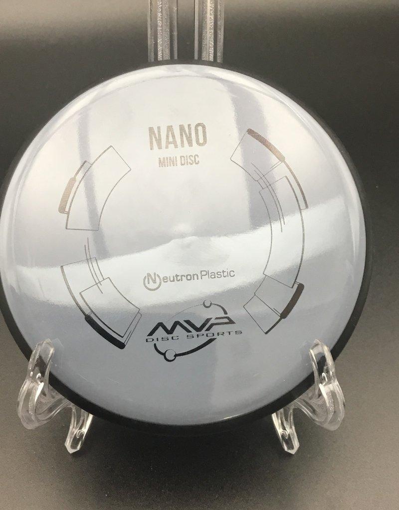 MVP Disc Sports Copy of MVP Nano Mini Neutron White