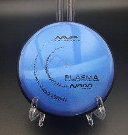 MVP Disc Sports MVP Nano Mini Plasma Blue