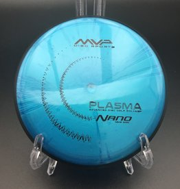 MVP Disc Sports MVP Nano Mini Plasma Turquoise