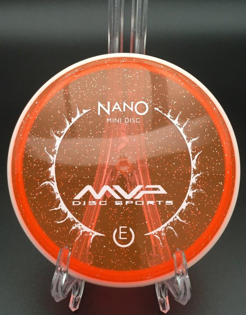 MVP Disc Sports MVP Nano Mini Eclipse Orange