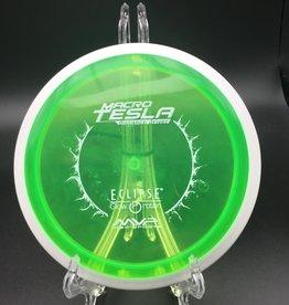 MVP Disc Sports MVP Tesla Eclipse Glow Macro Green
