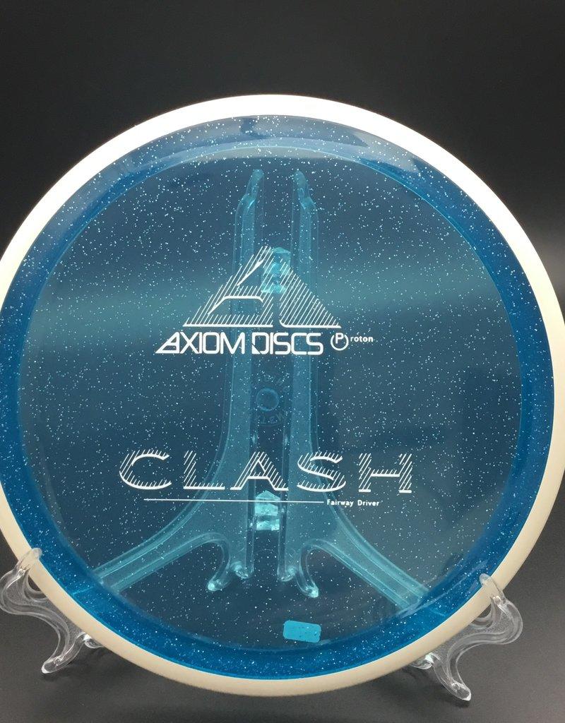 Axiom Axiom Clash Proton Blue Sparkle 175g 6.5/4/-1/2