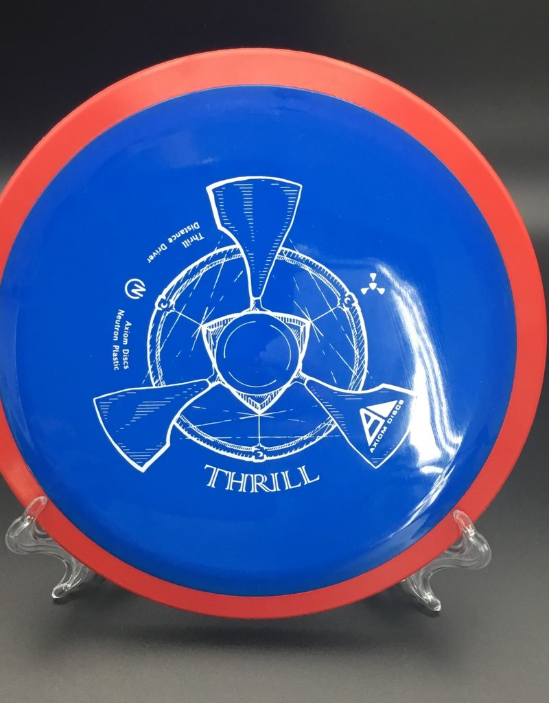 Axiom Axiom Thrill Neutron Blue 171g 11/4/0/3.5