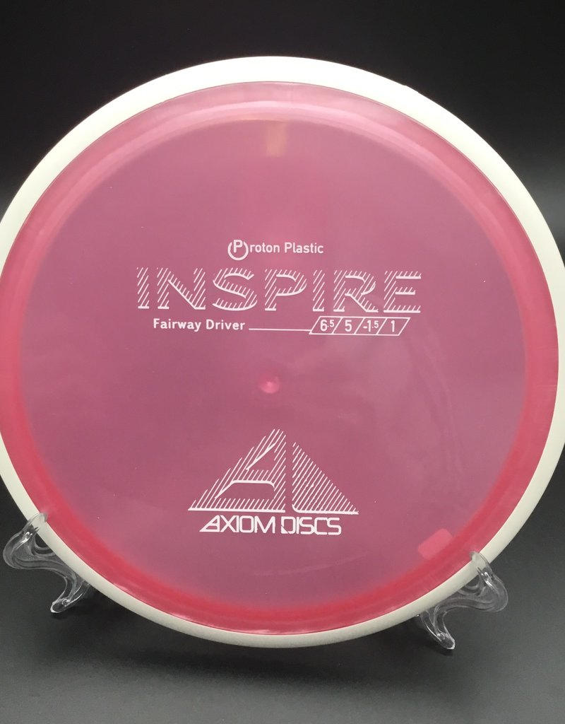 Axiom Axiom Inspire Proton Pink 171g 6.5/5/-1.5/1