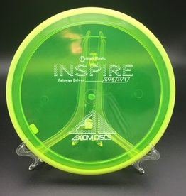 Axiom Axiom Inspire Proton Green 158g 6.5/5/-1.5/1