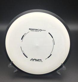 MVP Disc Sports MVP Resistor Neutron White 157g 6.5/4/0/3.5