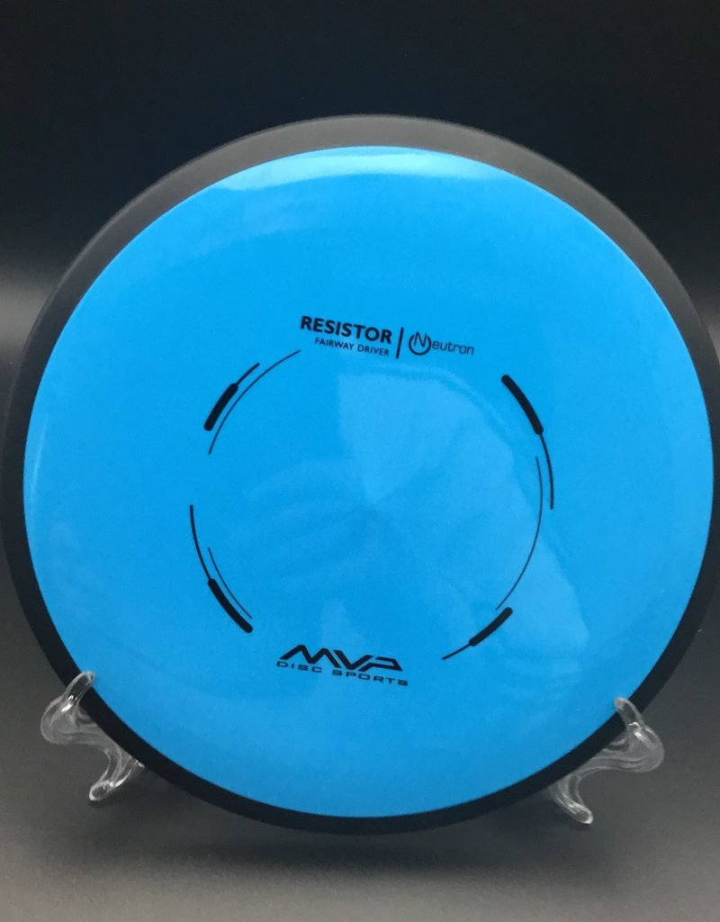 MVP Disc Sports MVP Resistor Neutron Blue 167g 6.5/4/0/3.5