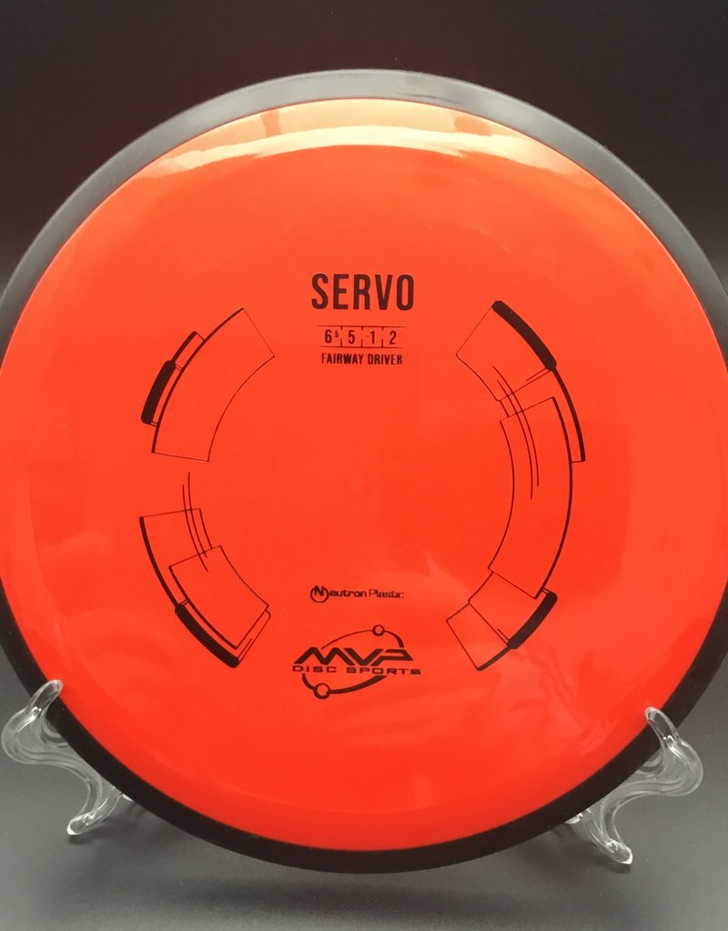 MVP Disc Sports MVP Servo Neutron Red 173g 6.5/5/-1/2