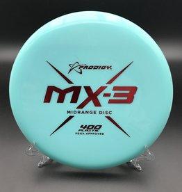 Prodigy Prodigy MX-3 400 Blue 178g 5/4/0/2