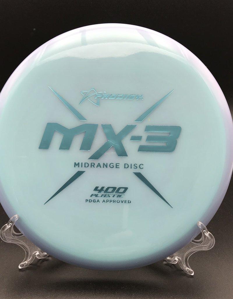 Prodigy Prodigy MX-3 400 Purple/Blue 178g 5/4/0/2