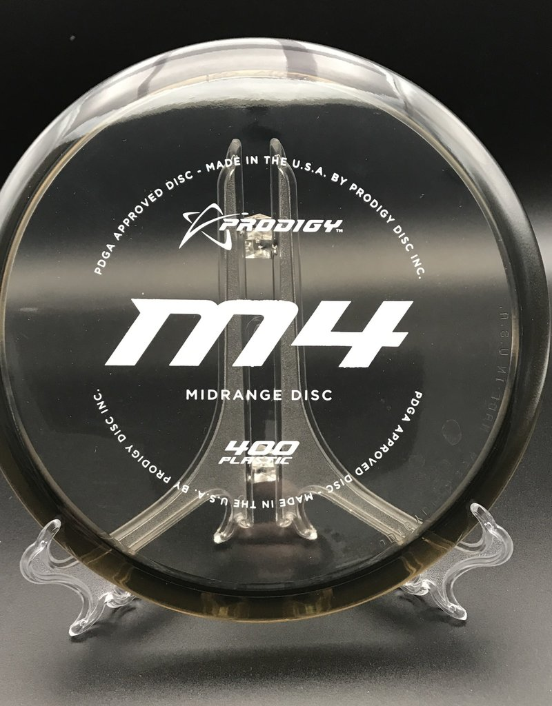 Prodigy Prodigy M4 400 Black 180g 5/5/-1/1