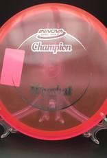 Innova Innova Wombat Champion Transparent Pink 175g 5/6/-1/0