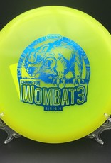 Innova Innova Wombat3 Champion Yellow 168g 5/6/-1/0