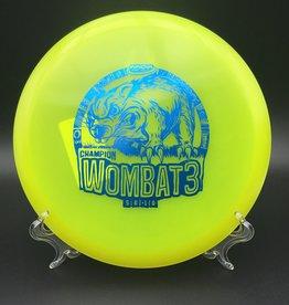 Innova Innova Wombat3 Champion Yellow 168g 5/6/-1/0