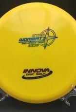 Innova Innova Wombat3 Star Yellow 173g 5/6/-1/0