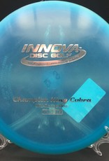 Innova Innova King Cobra Champion Transparent Blue 167g 4/5/0/2