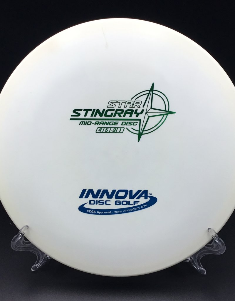 Innova Innova Stingray Star White 175g 4/5/-3/1
