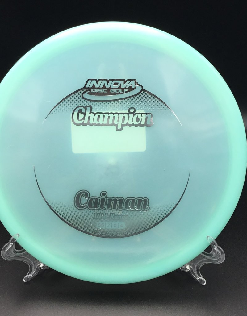 Innova Innova Caiman Champion Transparent Teal 175g 5.5/2/0/4