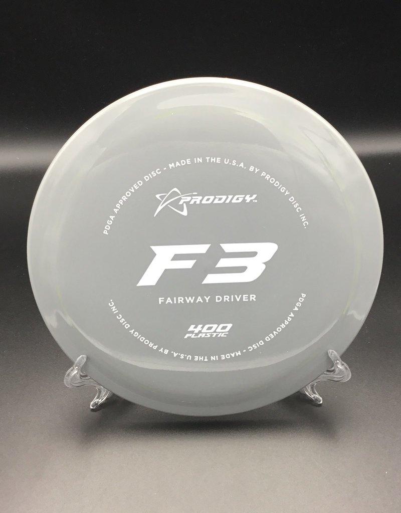 Prodigy Prodigy F3 400 Grey 170g 7/5/-1/2