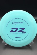 Prodigy Prodigy D2 max 400g Teal 171g 12/6/-1/3