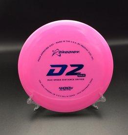Prodigy Prodigy D2 max 400g Pink 170g 12/6/-1/3