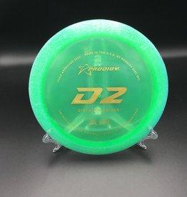 Prodigy Prodigy D2 Air Green 155g 12/6/-1/3