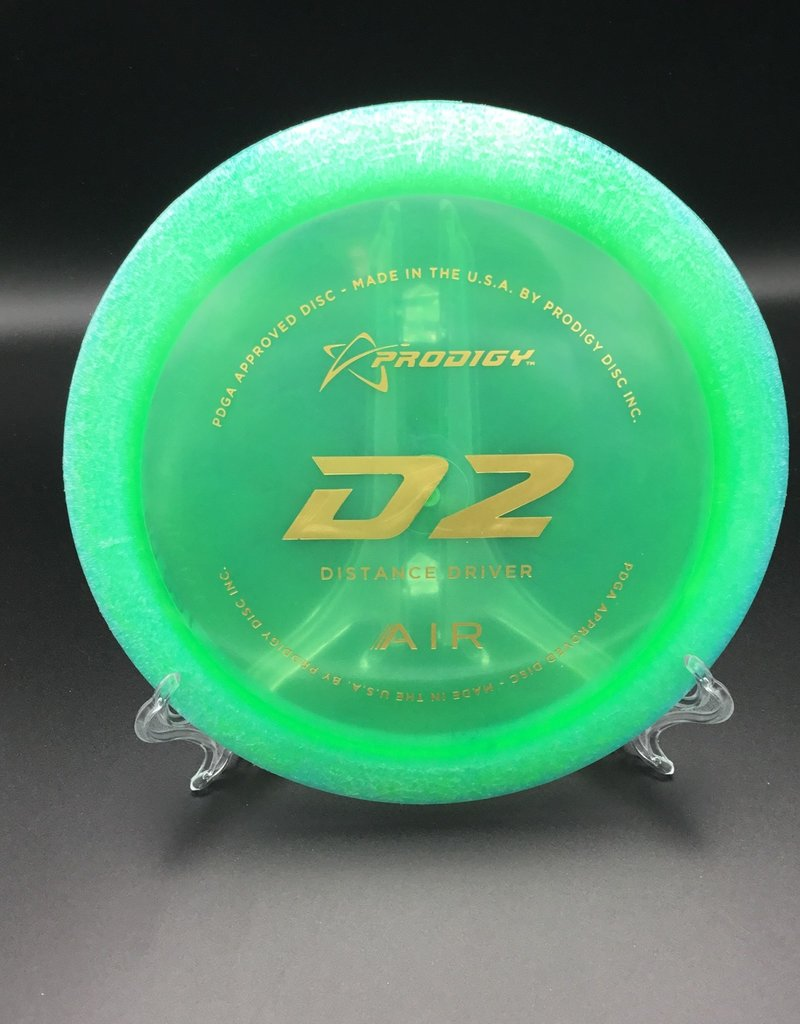 Prodigy Prodigy D2 Air Green 155g 12/6/-1/3