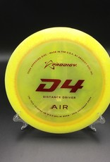 Prodigy Prodigy D4 Air Plastic Yellow 154g 12/6/-3/2