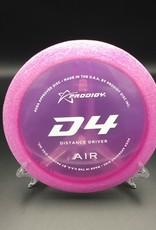 Prodigy Prodigy D4 Air Plastic Purple 156g 12/6/-3/2