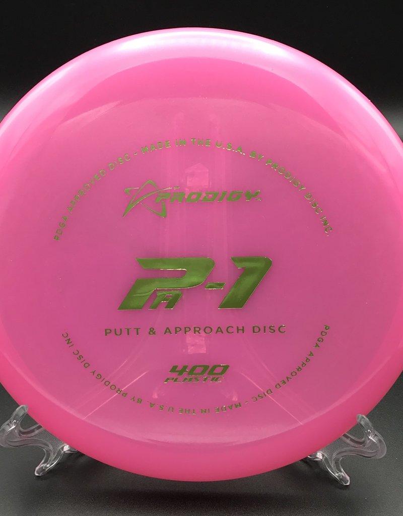 Prodigy Prodigy PA-1 400 Pink 173g 3/3/0/2