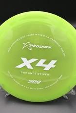 Prodigy Prodigy X4 400 Green 174g 13/5/-2.5/2